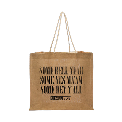 Some Hell Yeah Tote Bag