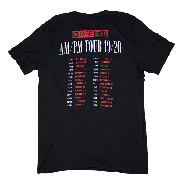 AM/PM Tour Tee 2019/2020