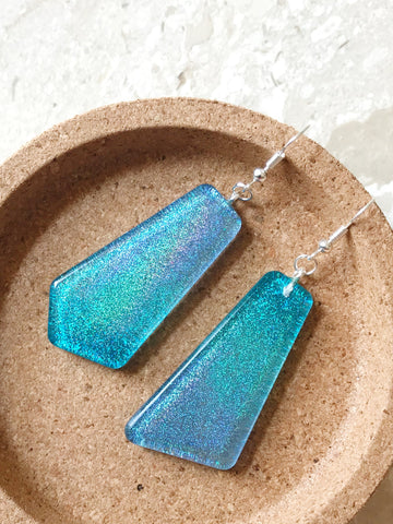 Holographic Dangles (Asymmetrical Statement)
