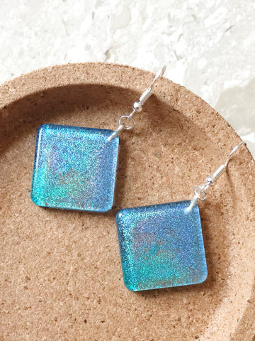 Holographic Dangles (Large Diamond)