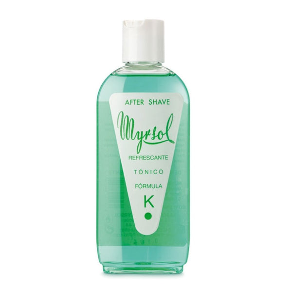 After Shave Mentolado fórmula K Myrsol 200ml