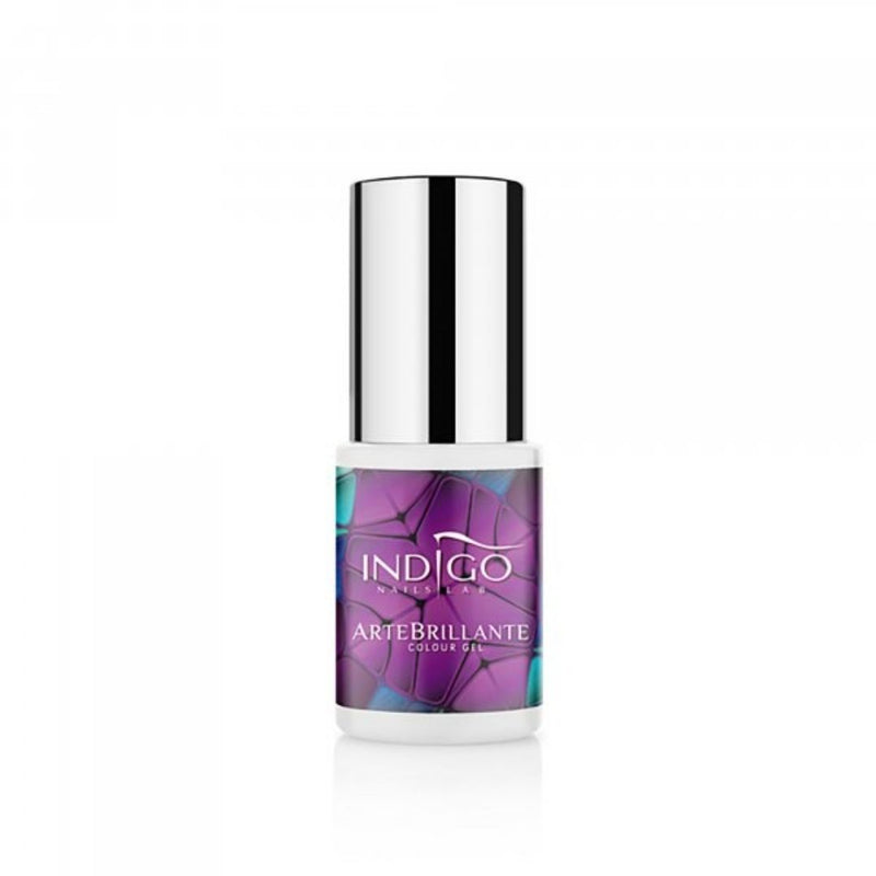 Gel de Arte Brillante Rain Forest Indigo 5 ml