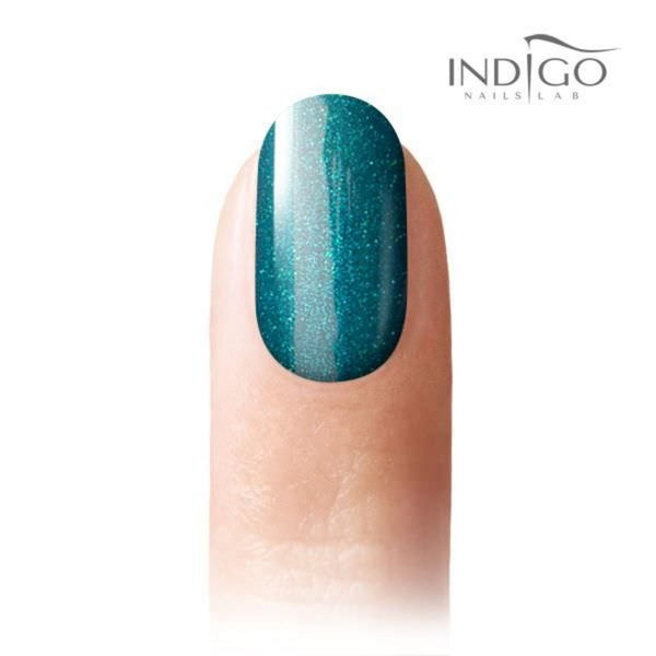 Gel de color Indigo Rivendell brillante 8 ml - Kissbel