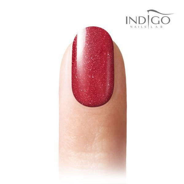 Gel de color Indigo Ruby Chili brillante 8 ml - Kissbel