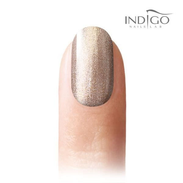 Gel de color Indigo Vainilla brillante 8 ml - Kissbel
