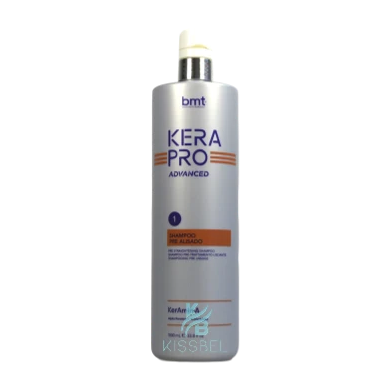 Kerapro Advanced Champú pre alisado 1000ml - Kissbel