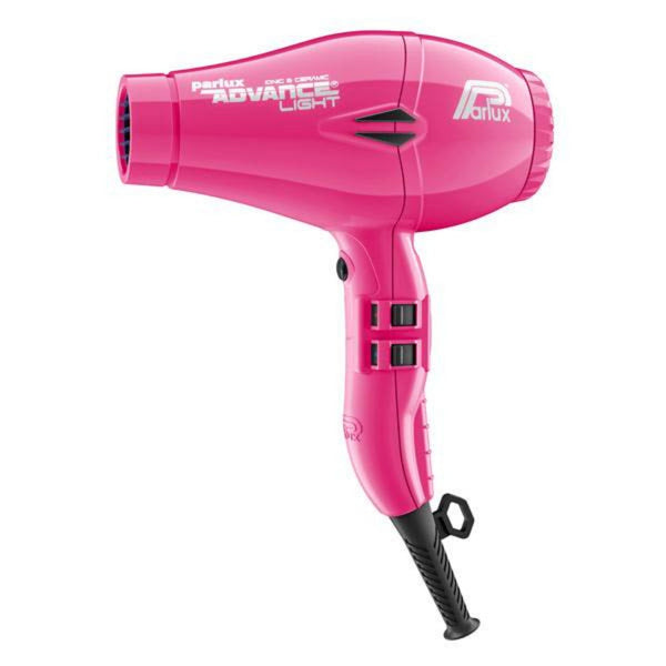 Secador Parlux Advance Light color fucsia - Kissbel