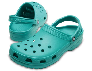 Classic Clog Tropical Teal (Unisex)