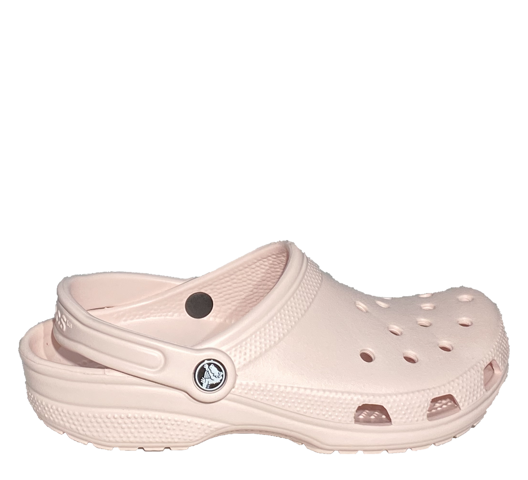 Classic Clog Barely Pink (Unisex)