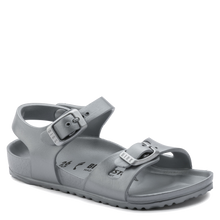 Load image into Gallery viewer, Rio Kids EVA Metallic Silver