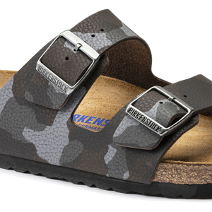 Arizona Soft Footbed Desert Soil Camo Brown Birko-Flor (Men)