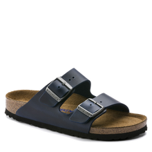 Load image into Gallery viewer, Arizona Soft Footbed Blue Oiled Leather (Women)