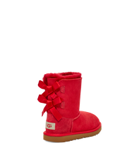 Load image into Gallery viewer, Toddlers Bailey Bow II Ribbon Red