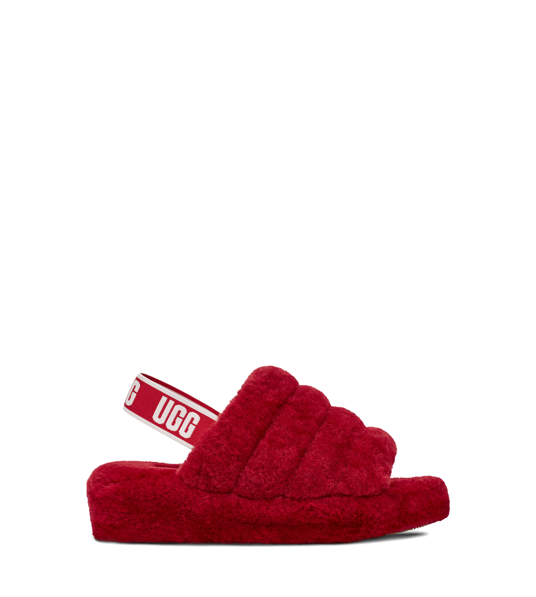Fluff Yeah Slide Ribbon Red