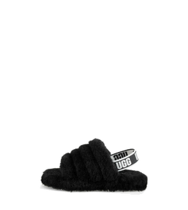 Fluff Yeah Slide Kids Black