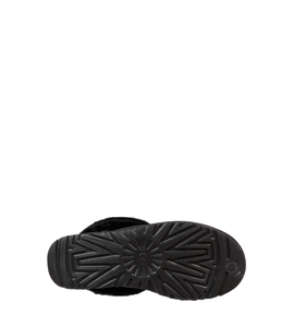 Fluff Mini Quilted Black (Women)