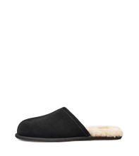 Load image into Gallery viewer, Scuff Black Suede