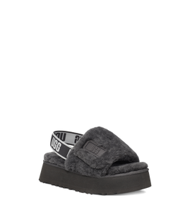 Disco Slide Dark Grey