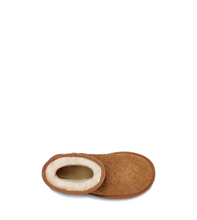 Load image into Gallery viewer, Toddlers Classic II Graphic Stitch Chestnut