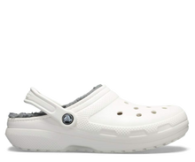 Load image into Gallery viewer, Classic Fuzz Lined Clog White (Unisex)