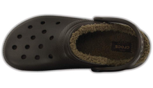 Load image into Gallery viewer, Classic Fuzz Lined Clog Espresso (Unisex)