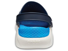Load image into Gallery viewer, LiteRide™ Clog Navy White (Unisex)