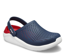 Load image into Gallery viewer, LiteRide™ Clog Navy Pepper (Unisex)