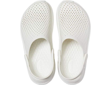 Load image into Gallery viewer, LiteRide™ Clog Almost White (Unisex)