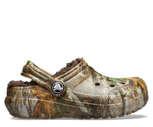Kids Classic Fuzz Lined Realtree