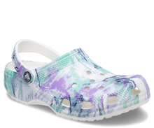 Load image into Gallery viewer, Classic Clog Out Of This World White Multi (Unisex)