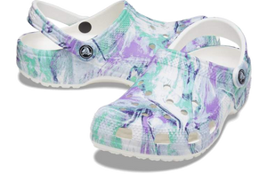 Classic Clog Out Of This World White Multi (Unisex)