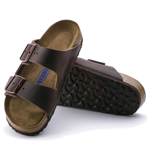 Arizona Soft Footbed Habana Oiled Leather (Men)