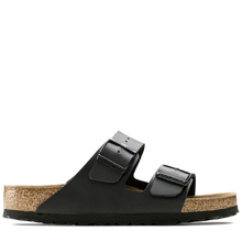 Load image into Gallery viewer, Arizona Soft Footbed Black Birko-Flor (Women)
