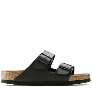 Arizona Soft Footbed Black Birko-Flor (Women)