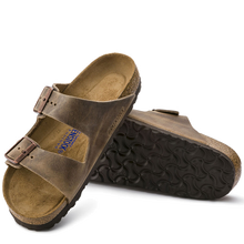 Load image into Gallery viewer, Arizona Soft Footbed Tobacco Oiled Leather (Women)