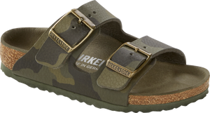 Arizona Kids DS Camo Green Birko-Flor