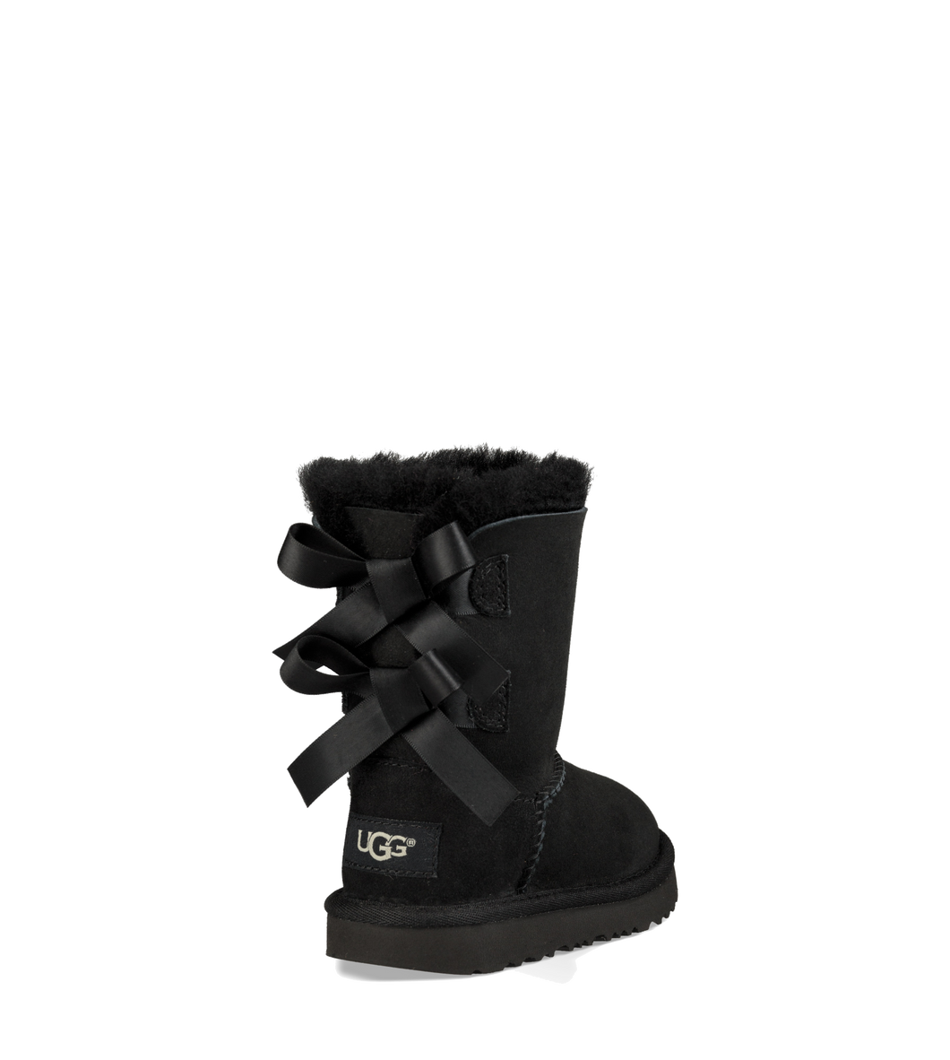 Toddlers Bailey Bow II Black