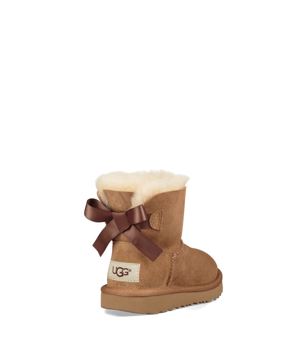 Toddlers Mini Bailey Bow II Chestnut