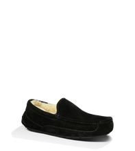 Load image into Gallery viewer, Ascot Black Suede
