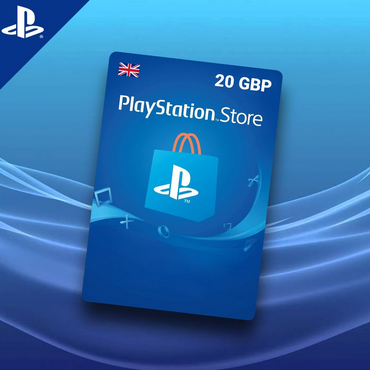 PlayStation Network Card (PSN) 20 GBP (UK)
