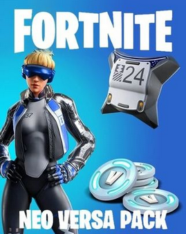 Fortnite Neo Versa + 2000 V-bucks (PS4)