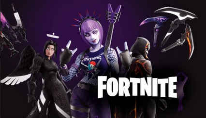 Fortnite: DarkFire Bundle (PS4)