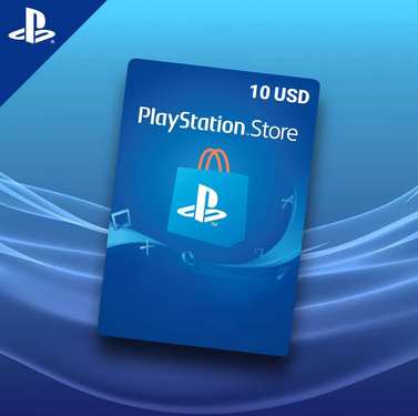 PlayStation Network Card (PSN) 10 $ (USA)