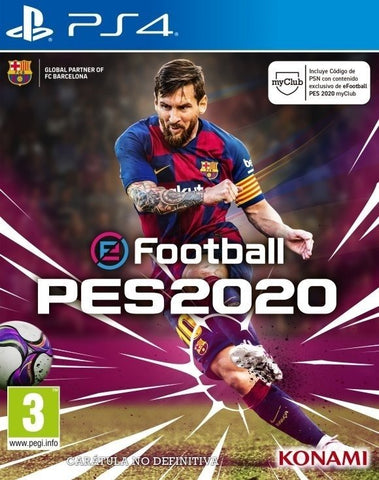 eFootball PES 2020 Standard Edition - Xbox One - Key GLOBAL