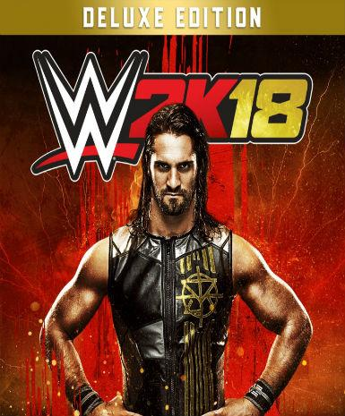 WWE 2K18 (Digital Deluxe)