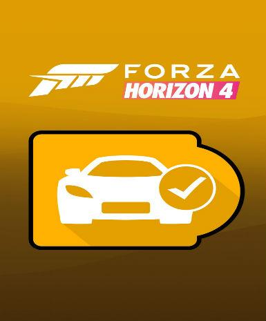 Forza Horizon 4 - Car Pass