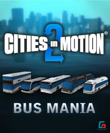Cities in Motion 2 - Bus Mania (DLC)