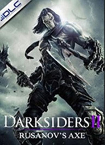 Darksiders 2 - Rusanovs Axe (DLC)