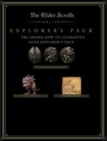 The Elder Scrolls Online - Explorer Pack (DLC)