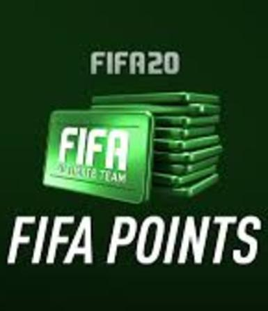 FIFA 20 - 2200 FUT Points UK (PSN)